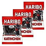 Haribo katinchen, 3Unidades, Regalices, Caramelos, nascherei, en Bolsa, Bolsa, 200g