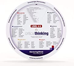 Critical Thinking Student Wheel for Grade Levels 4-5