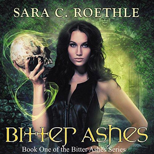 Bitter Ashes audiobook cover art