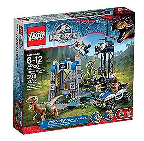 LEGO Jurassic World 75920 - Ausbruch der Raptoren