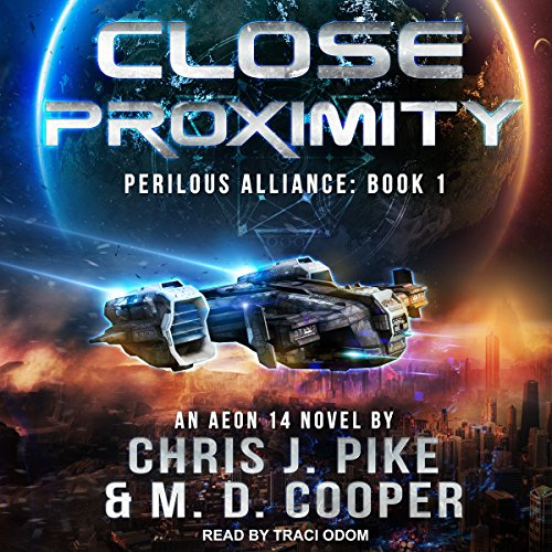 Close Proximity audiobook cover art