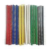 Jabinco 30 Pcs 40 pin Breakable Pin Header 2.54mm...