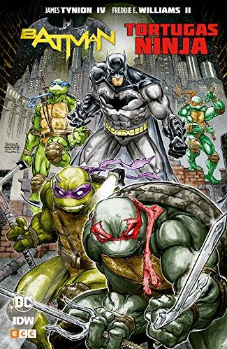 Batman/Tortugas Ninja (Segunda edición)