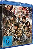 Attack on Titan - Film 1 - [Blu-ray] [Alemania]
