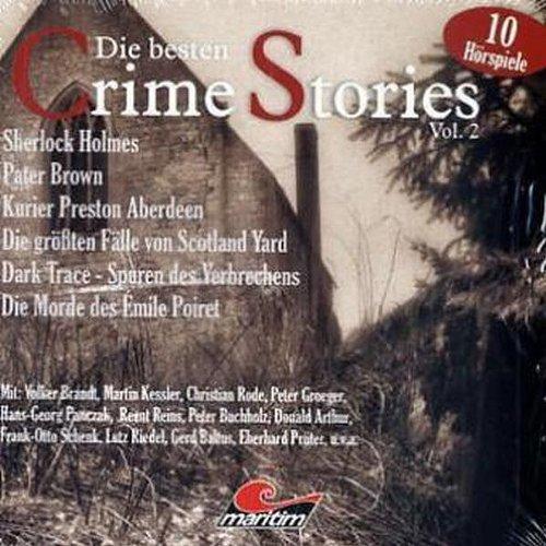 Die besten Crime Stories 2 Titelbild