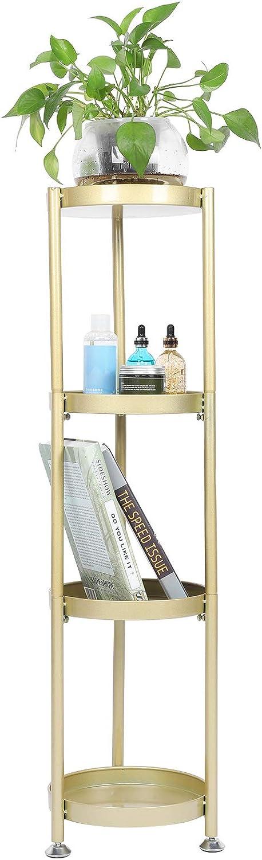 Bathroom Standing Ranking TOP15 Corner Shelf 4 Tier service Floor Sho