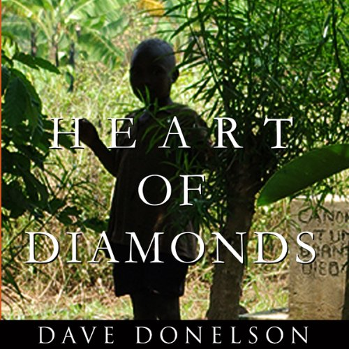 Heart of Diamonds audiobook cover art