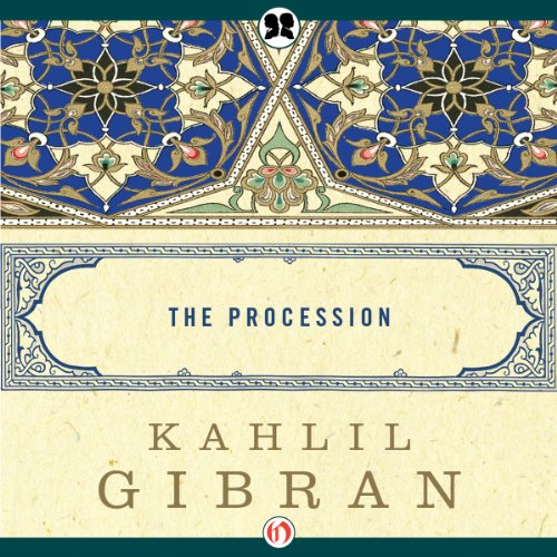 The Procession audiobook cover art