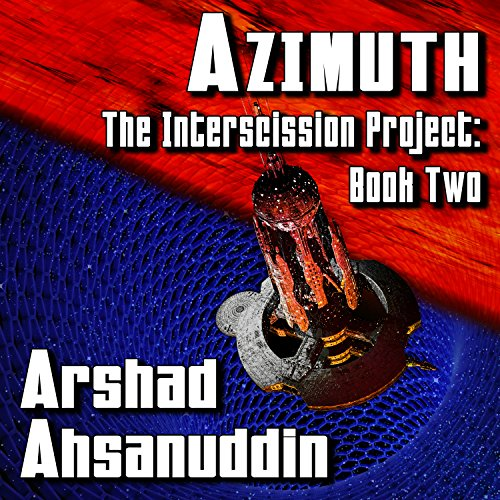 Azimuth audiobook cover art