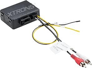 XTRONS Optical Fiber Head Unit Replacement Decoder for Mercedes-Benz CL/CLS/E/S/SL/SLK
