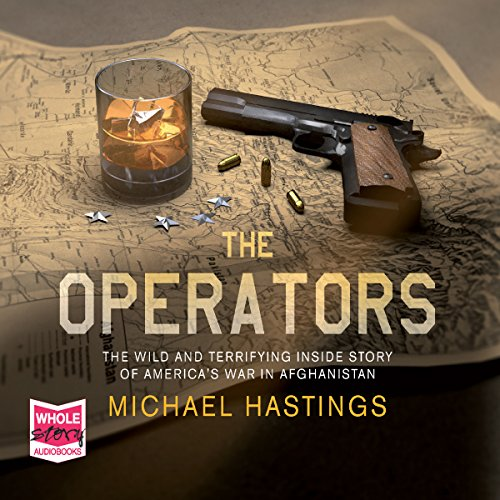 The Operators audiobook cover art