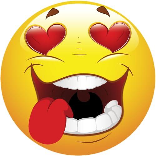 Smiley gratis - Abenteuer, Spaß und süchtig machendes Emoji-Spiel für Kinder und Erwachsene, jungen und Mädchen im Alter Any mit niedlichen Gesichter und viel der Ebenen