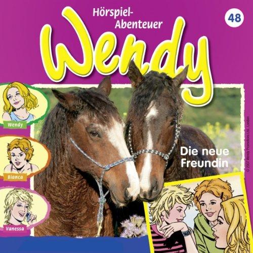 Die neue Freundin (Wendy 48) Titelbild
