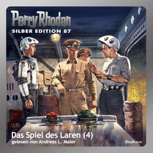 Das Spiel des Laren - Teil 4 (Perry Rhodan Silber Edition 87) Titelbild