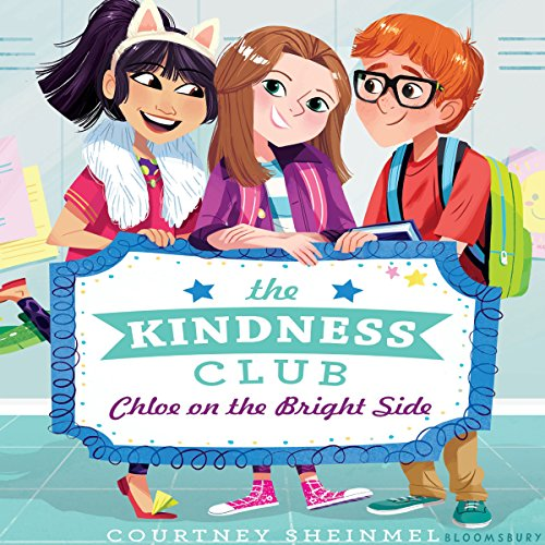 The Kindness Club audiobook cover art