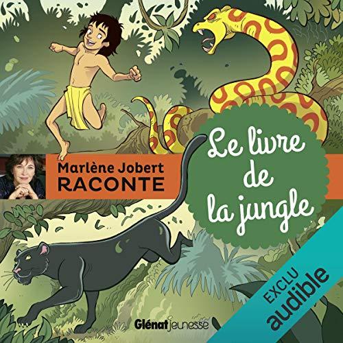 Le livre de la jungle audiobook cover art