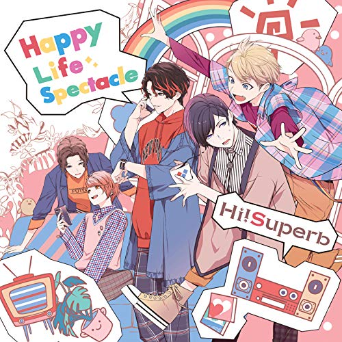 [Single]Happy Life Spectacle – Hi!Superb[FLAC + MP3]