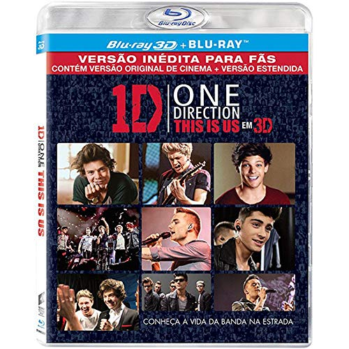 One Direction - This Is Us (Br-3D)