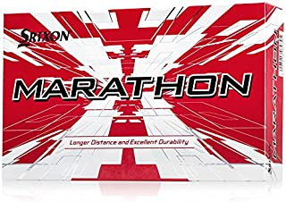 Srixon Marathon 2 White Golf Balls #1-#4 15-Ball Pack