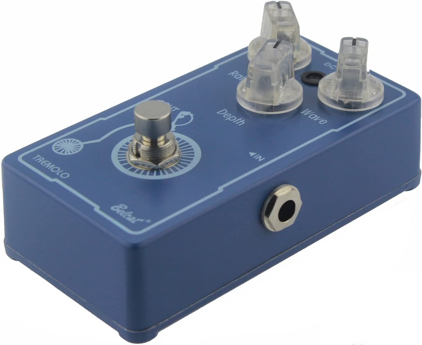 Discount mail order Belcat Tremolo Pedal TRM-607 Classic Guitar New product Effects Analog