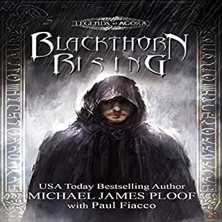 Blackthorn Rising cover art