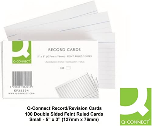 127mm x 76mm 300gsm Plain White Card Pack of 100 for Crafting Card Making etc.
