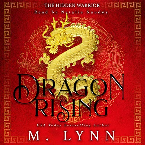 Dragon Rising: A Mulan Inspired Fantasy cover art