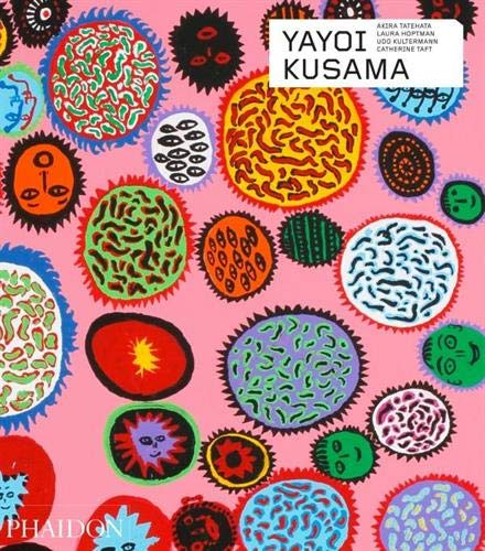 Yayoi Kusama (Revised and Expanded Edition) (Phaidon Contemporary Artist Series)