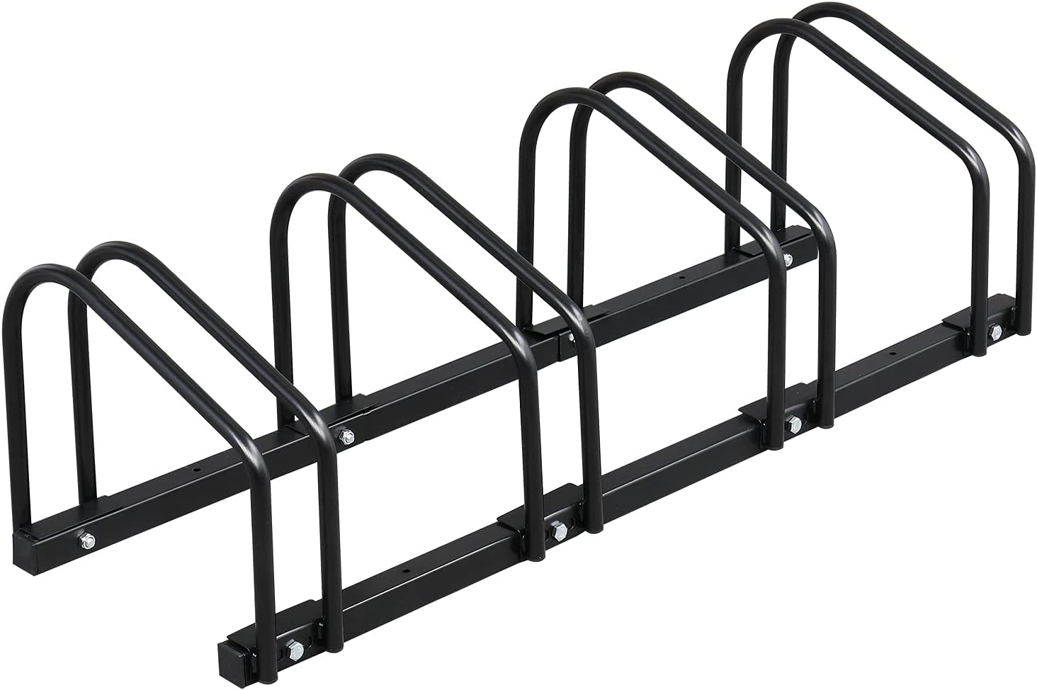 Ground Kansas Selling and selling City Mall Parking 4 Frame Bicycle Black Rack