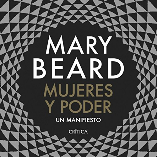 Mujeres y poder audiobook cover art