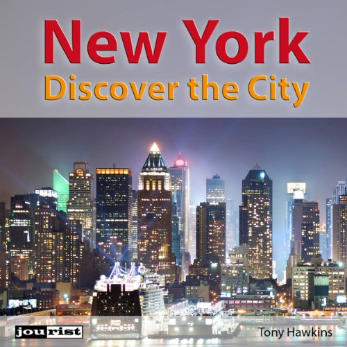 New York (Discover the City) cover art