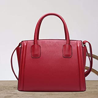 Yyqt Fashion Handbag,Purses and Handbags for Women, Messenger Tote Washed Leather Purses Bag