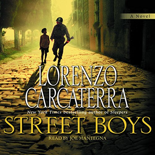 Street Boys audiobook cover art