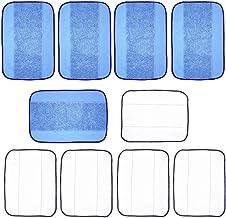 Neu Wischtuch Water Wick Caps Radreifen Für IRobot Braava 381 380T 390 390T Kit