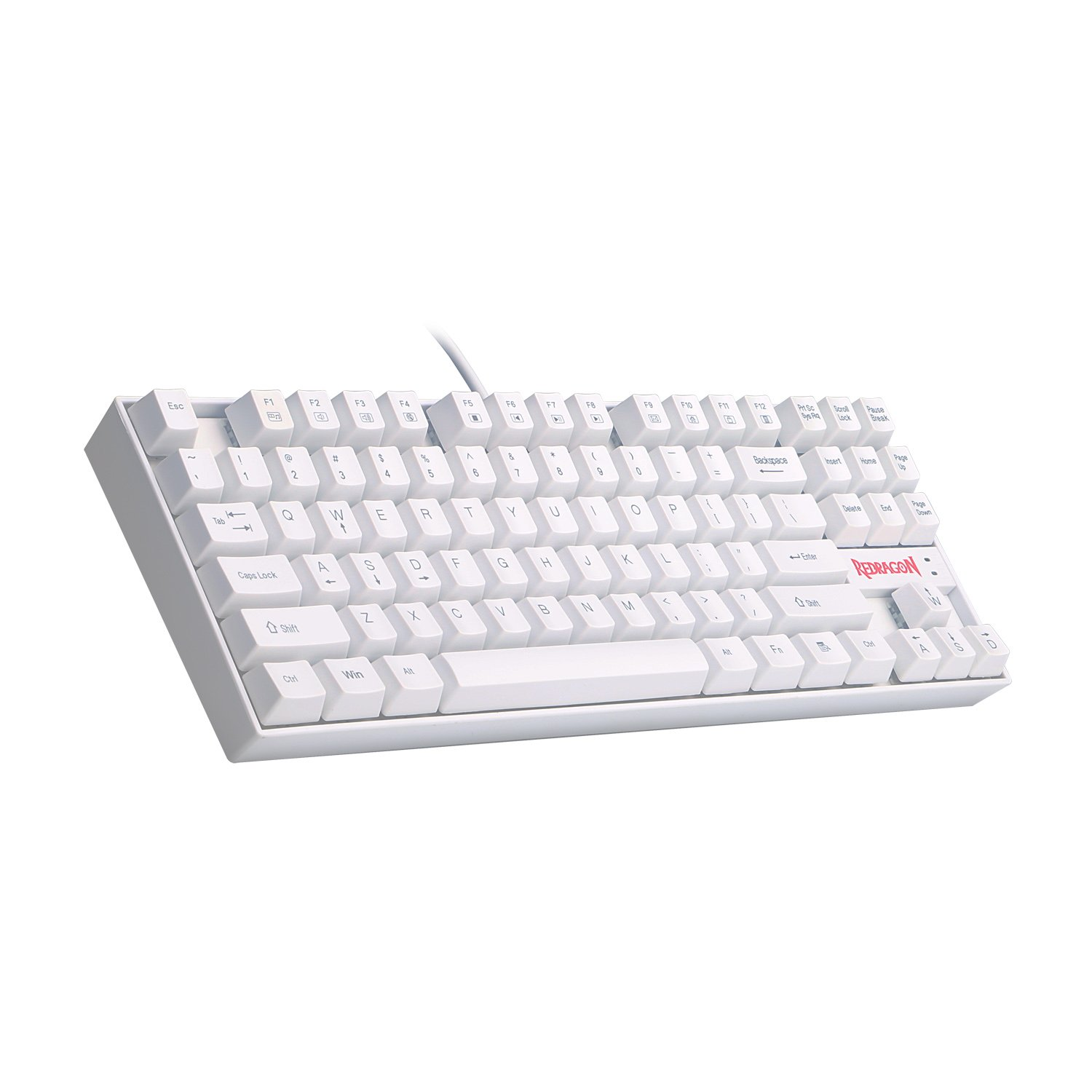 Redragon K552W N Mechanical Keyboard Construction