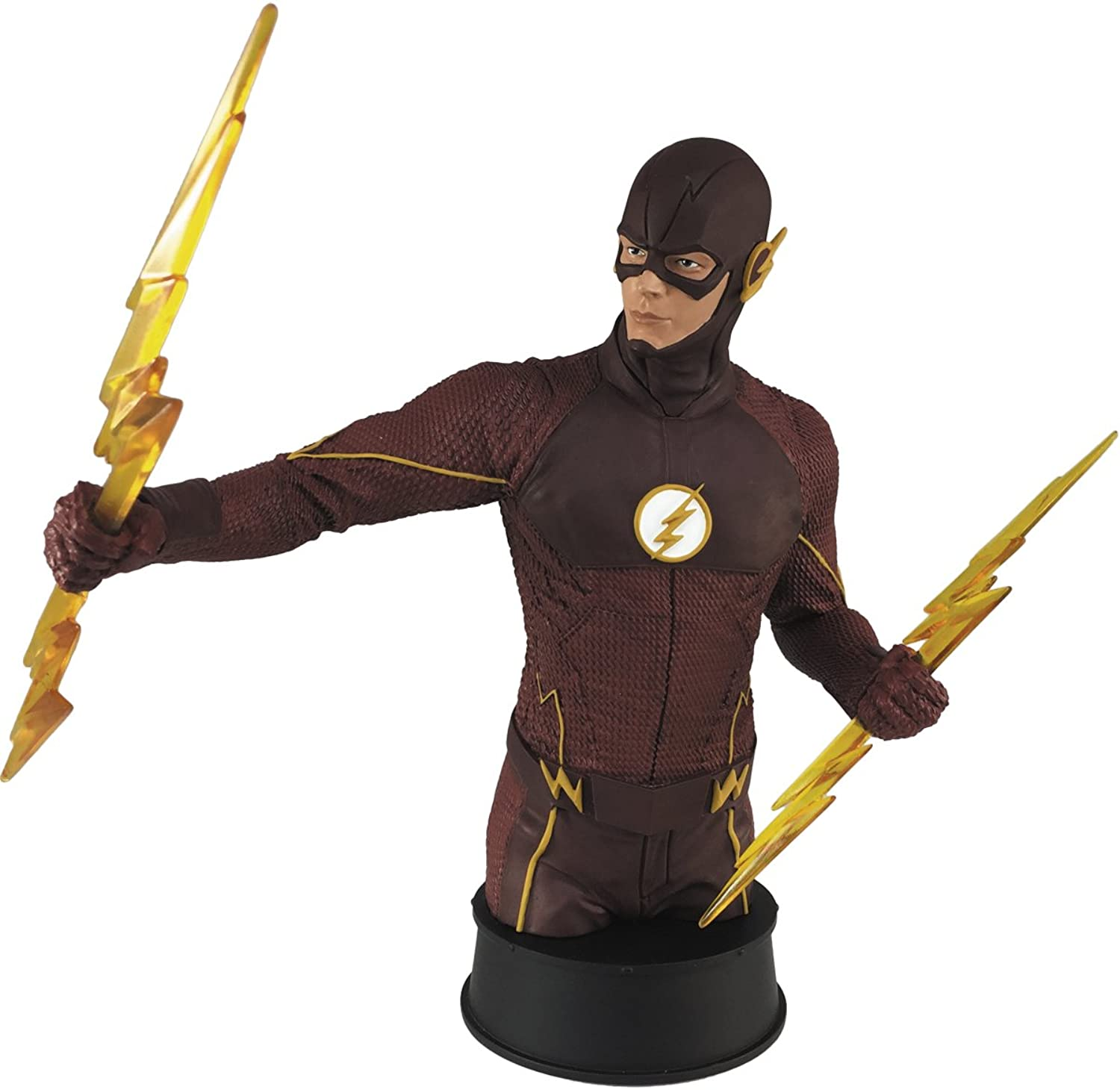 Icon Heroes The Flash TV Bust Statue