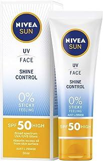NIVEA SUN UV Face Shine Control SPF50, 50ml