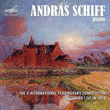 Andras Schiff on the V International Tchaikovsky Competition (Live)