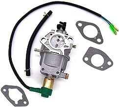 Generator Carburetor Carb for Harbor Freight Predator Generator 420CC 13HP 69671 68530 68525 8750W, Air Intake Gaskets Included by I-Joy