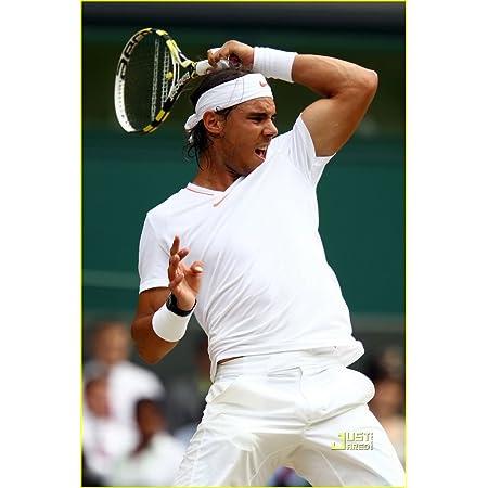 "Rafa Rafael Nadal Tennis Grand Slam Wall 32/""x24/"" Poster R02"