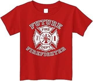 Best toddler fire department shirt Reviews