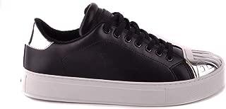NEW ROCK Sneakers Bianco Donna Scarpe Pelle Poliuretano
