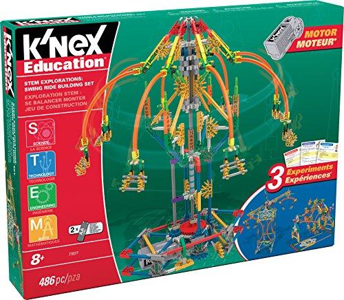 K'NEX Education - STEM Explorations: Swing Ride Building Set