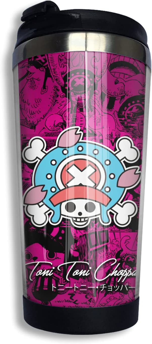 One Piece Tony Chopper Anime Coffee Thermos Max 50% OFF Mu Cup High material Print 3d