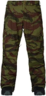 Cargo Mid Fit Snowboard Pants Mens