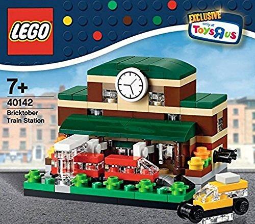 LEGO, Bricktober 2015, Exclusive Bricktober Train Station #2/4 (40142) by LEGO