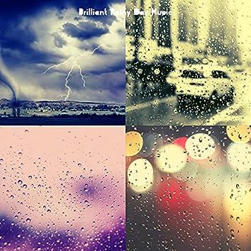 Tremendous Big Band Ballad with Vibraphone - Ambiance for Rainy Days