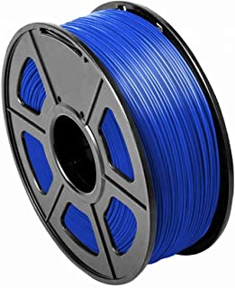 CC DIY - PLA+ 3D Printer Filament 1.75mm 1kg Spool Dimensional Accuracy +/- 0.02 mm (Blue)