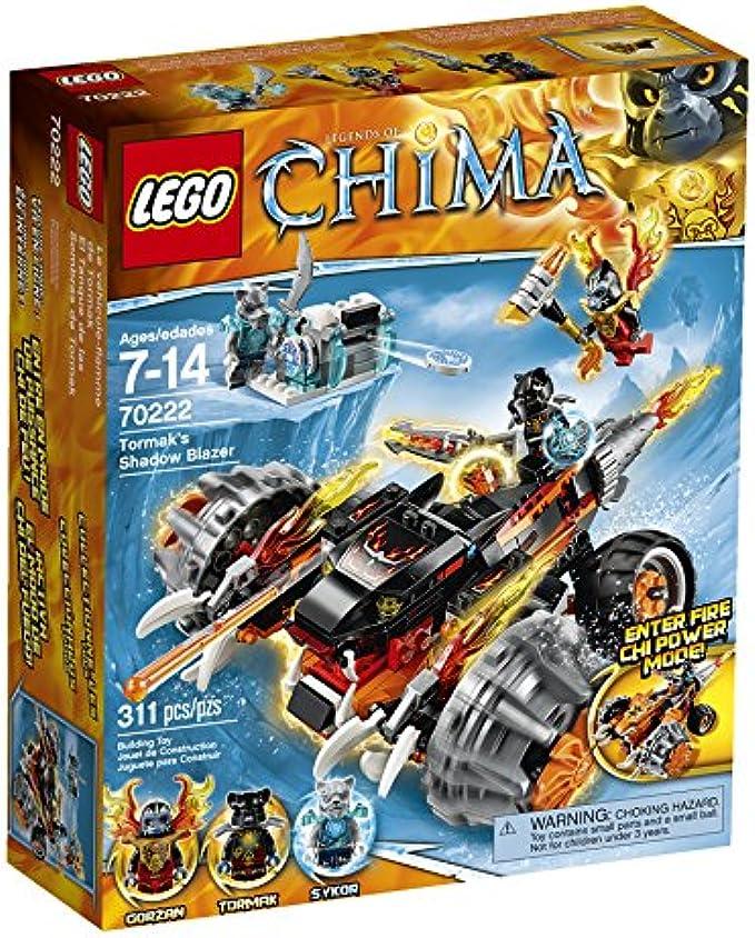 LEGO Chima 70222 צל בלייזר של טורמק