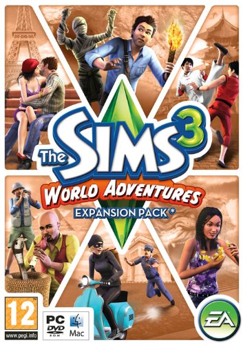 The Sims 3: World Adventures - Expansion Pack [UK Import]